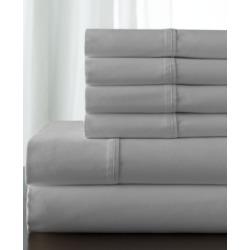 Camden Cotton 350 Thread Count 6-Pc. Queen Sheet Set Bedding