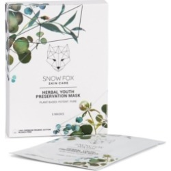 Snow Fox Skin Care Herbal Youth Collagen Boosting Mask