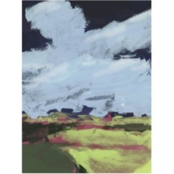Jennifer Paxton Parker Sherbet Plains I Canvas Art - 36.5