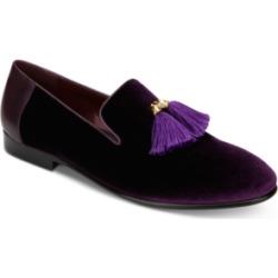 Tallia Men's Eduardo Velvet Tassel Loafers Men's Shoes found on Bargain Bro India from Macy's for $150.00