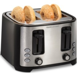 Hamilton Beach Extra-Wide 4-Slot Toaster found on Bargain Bro from Macy's for USD $43.31