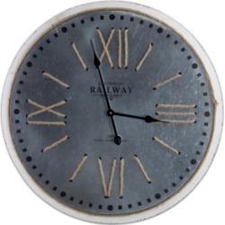 American Art Decor Caledonian Railway Station Wall Clock