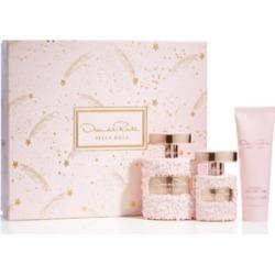 Oscar de la Renta 3-Pc. Bella Rosa Eau de Parfum Gift Set