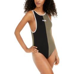 Fila Manon Colorblocked Bodysuit found on MODAPINS from Macy's Australia for USD $40.29