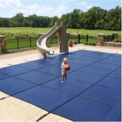 Blue Wave Sports Mesh In-Ground Safety Cover