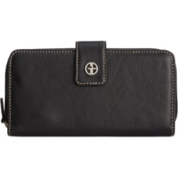 Giani Bernini Softy Leather All In One Wallet, Created for Macy's found on Bargain Bro India from Macys CA for $47.13