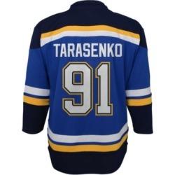 Authentic Nhl Apparel Vladimir Tarasenko St. Louis Blues Player Replica Jersey, Little Boys (4-7)