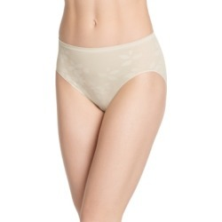 Jockey Eco-Comfort Seamfree Hi Cut Underwear 2621, also available in extended sizes