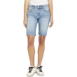 Buffalo David Bitton Frayed-Hem Bermuda Shorts found on MODAPINS from Macys CA for USD $42.13