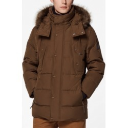 Men's Gattaca Down Parka Coat found on MODAPINS from Macy's for USD $395.00