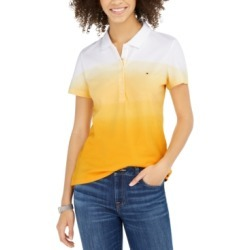 Tommy Hilfiger Dip-Dyed Polo Shirt found on MODAPINS from Macy's for USD $29.70