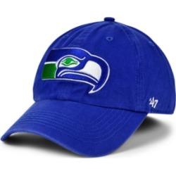 '47 Brand Seattle Seahawks Classic Franchise Cap