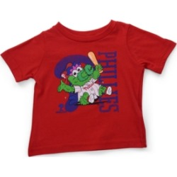 Outerstuff Philadelphia Phillies Infant Baby Mascot T-Shirt found on Bargain Bro India from Macy's for $16.00
