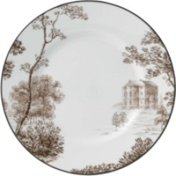 Wedgwood Parkland Accent Plate Barlaston Hall found on Bargain Bro Philippines from Macy's for $46.00