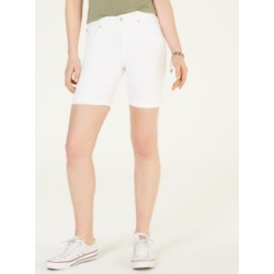 Celebrity Pink Juniors' Cuffed Bermuda Shorts found on MODAPINS from Macys CA for USD $35.67