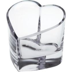 Badash Crystal Romance Heart Votive Holder