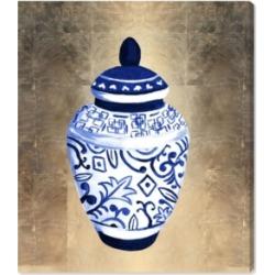 Oliver Gal Julianne Taylor - Chinese Porcelain Canvas Art, 17