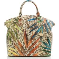 Brahmin Large Duxbury Embossed Leather Satchel found on MODAPINS from Macy's for USD $315.00