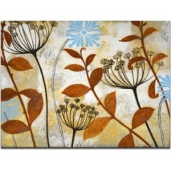 Ready2HangArt 'Meadow Breeze I' Botanical Canvas Wall Art, 20x30