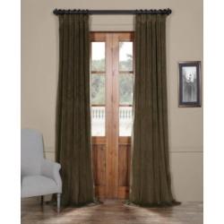 Exclusive Fabrics & Furnishings Signature Blackout Velvet 50