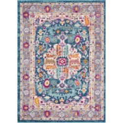 Abbie & Allie Rugs Morocco Mrc-2302 Teal 2' x 3' Area Rug found on Bargain Bro Philippines from Macy's for $45.00