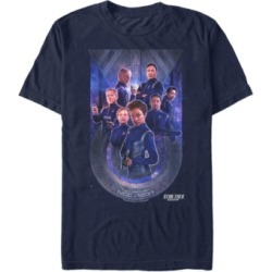 Star Trek Men's Discovery U.s.s. Discovery Starfleet Poster Short Sleeve T-Shirt found on Bargain Bro Philippines from Macy's for $24.99