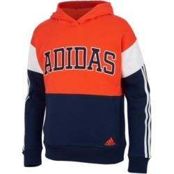 adidas Big Boys Long Sleeve Core Colorblock Pullover Hoodie found on Bargain Bro India from Macy's for $33.75