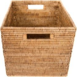Artifacts Trading Company Rattan Storage Box Letter File