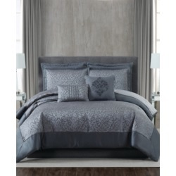 5th Avenue Lux Coventry 7-Piece Queen Bedding Set Bedding