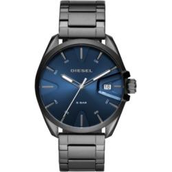 Diesel Men's MS9 Gunmetal Stainless Steel Bracelet Watch 44mm found on Bargain Bro India from Macy's for $150.00