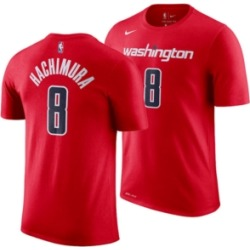 Nike Men's Rui Hachimura Washington Wizards Icon Player T-Shirt found on Bargain Bro India from Macy's for $35.00