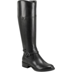 Easy Spirit Leigh Wide Calf Riding Boots Women's Shoes