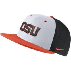 Nike Oregon State Beavers Aerobill True Fitted Baseball Cap found on Bargain Bro India from Macy's for $35.00