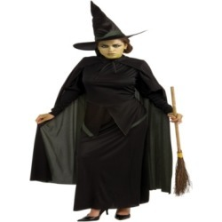 BuySeason Women's The Wizard of Oz Wicked Witch Costume