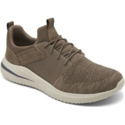 Skechers Men's Delson 3.0 - Cicada Slip-On Casual Sneakers from Finish Line found on Bargain Bro Philippines from Macy's Australia for $55.90