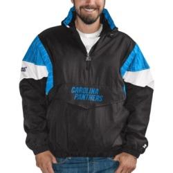 Starter Carolina Panthers 100th Starter Breakaway Pullover Jacket