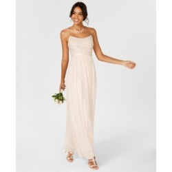 Adrianna Papell Beaded Chiffon Gown found on Bargain Bro India from Macys CA for $208.53
