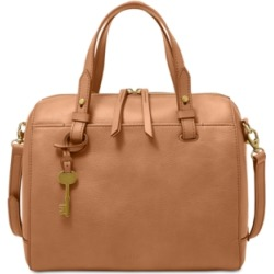 Fossil Rachel Small Leather Satchel found on MODAPINS from Macy's for USD $178.00