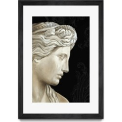 """Giant Art Aphrodite Matted and Framed Art Print, 36"""" x 52"""""""