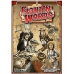 Ultra Pro Fighting' Words Card Game