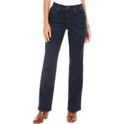 Style & Co Petite Power Sculpt Bootcut Jeans, Created For Macy's