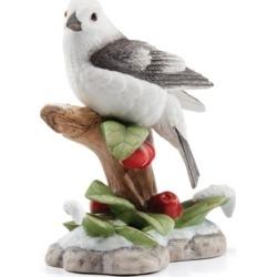 Lenox 2020 Snow Bunting Figurine