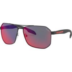 Prada Linea Rossa Sunglasses, Ps 51VS 62 found on Bargain Bro India from Macy's for $357.00