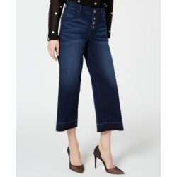 I.n.c. Cropped Wide-Leg Jeans, Created for Macy's found on MODAPINS from Macy's for USD $79.50