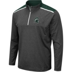 Colosseum Men's Michigan State Spartans Snowball Quarter-Zip Pullover found on Bargain Bro India from Macy's for $50.00