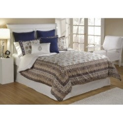 Spectrum Home Isabelle Comforter Set - Queen Bedding found on Bargain Bro India from Macys CA for $370.73