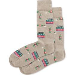 Hot Sox Men's Six Pack Socks