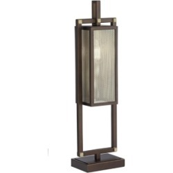 Pacific Coast Industrial Mission Table Lamp