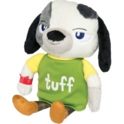 Manhattan Toy Alley Cat Club Roscoe 14 Inch Plush Toy