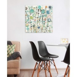 "iCanvas ""Ocean Garden I Square"" by Candra Boggs Gallery-Wrapped Canvas Print (26 x 26 x 0.75)"